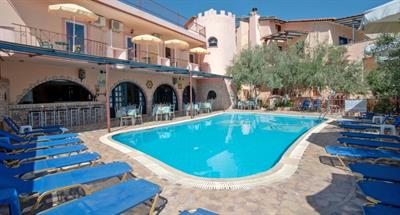KLEONI CLUB HOTEL APARTMENTS
